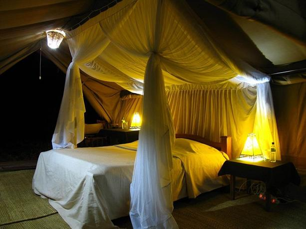 Mapito Tented Camp - dream vacation