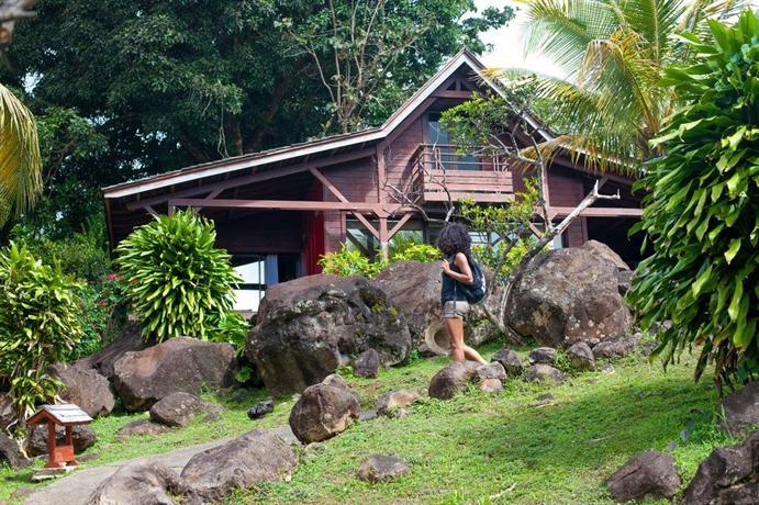 le jardin malanga hotel trois rivieres guadeloupe basse