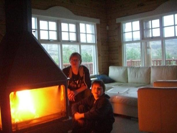 Viking Villa Fludir - dream vacation