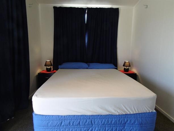 Glenavys Waitaki River Motor Camp - dream vacation