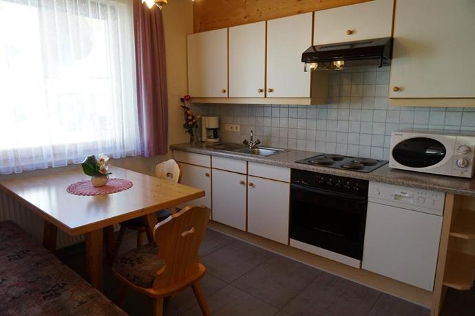 Haus Garni Wallamotta - dream vacation