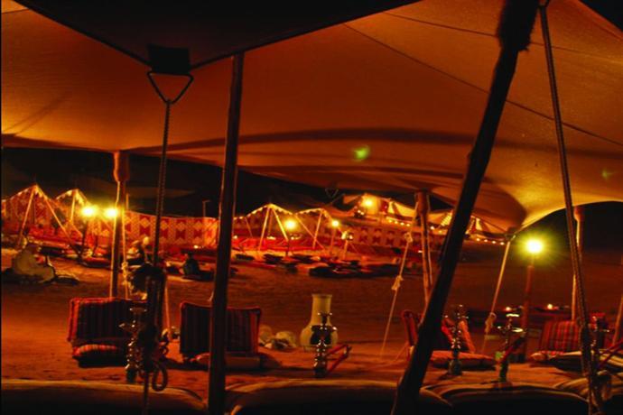 Bedouin Oasis Camp - dream vacation