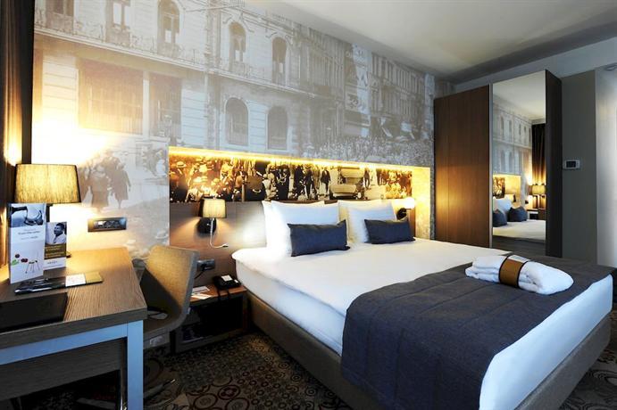 Mercure Bucharest City Center - dream vacation
