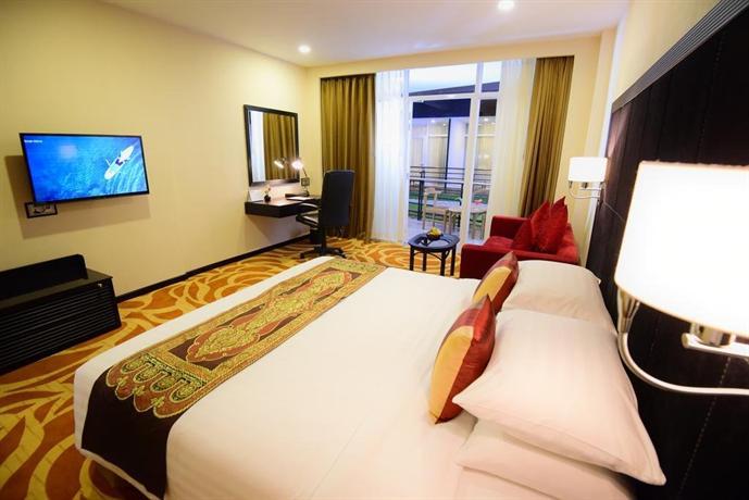 Taw Win Garden Hotel - dream vacation