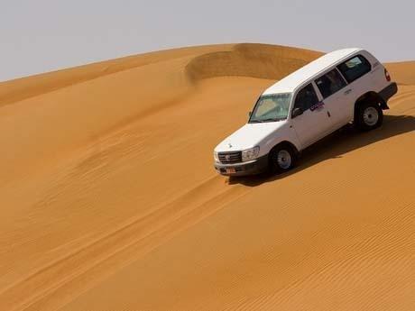 Al Sharqiya Sands Hotel - dream vacation