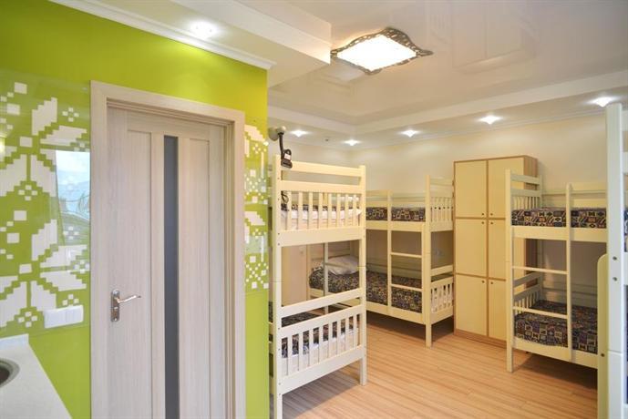Hostel Veselka - Key2Gates - dream vacation