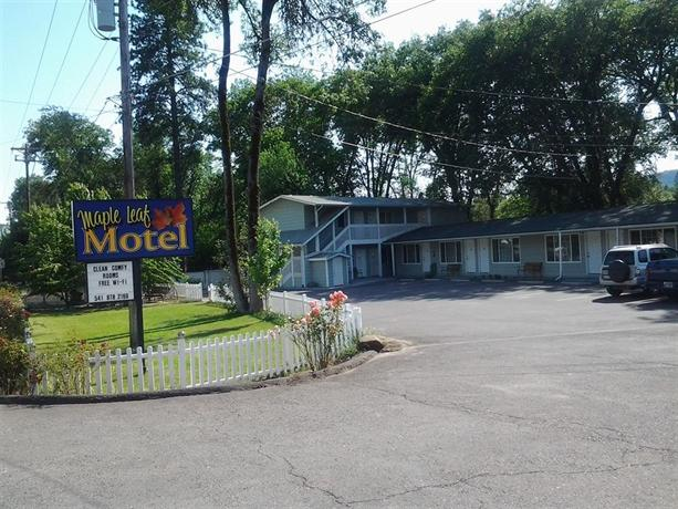 Maple Leaf Motel Shady Cove