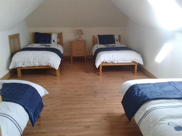 Ballinaboy Lodge Bed and Breakfast - dream vacation