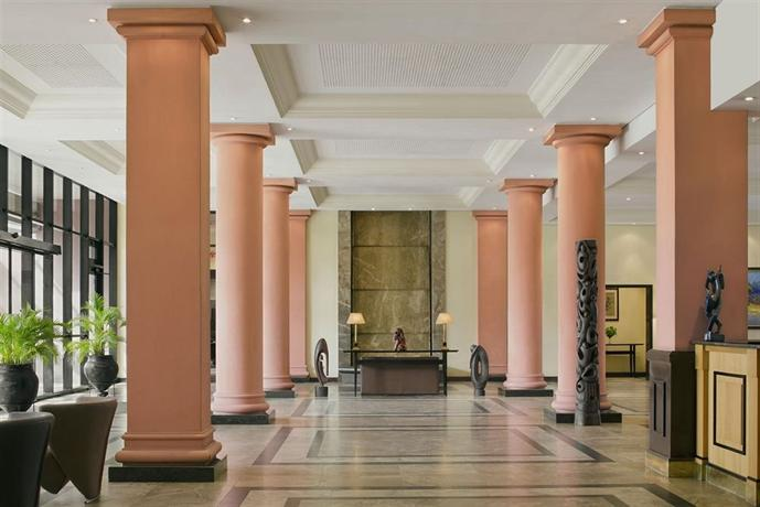 Le Meridien Ogeyi Place - dream vacation