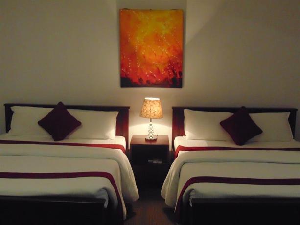 Laa Adams The Luxurius Living Hotel - dream vacation