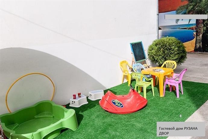 Mini Hotel Ruzana - dream vacation