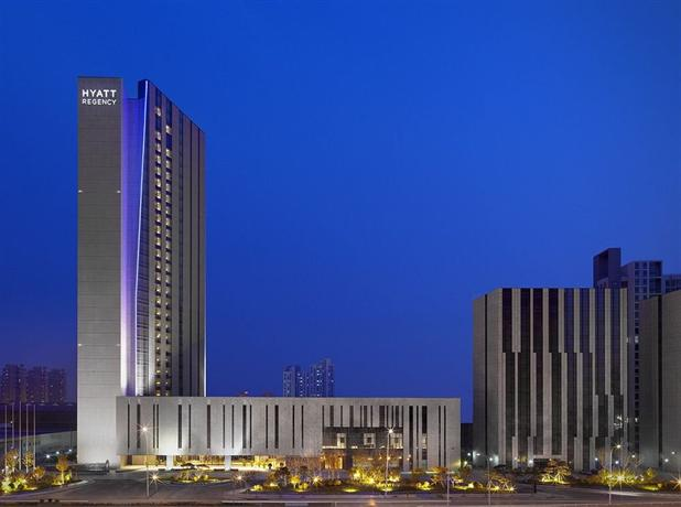 Hyatt Regency Tianjin East - dream vacation