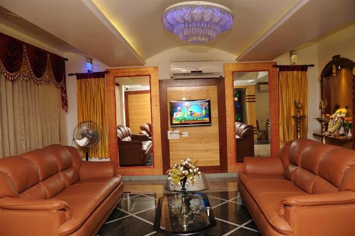 Sri Sarvesha JS Palace - dream vacation