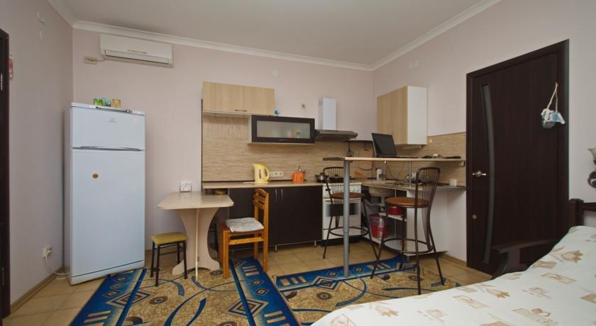 Отель Лиственница