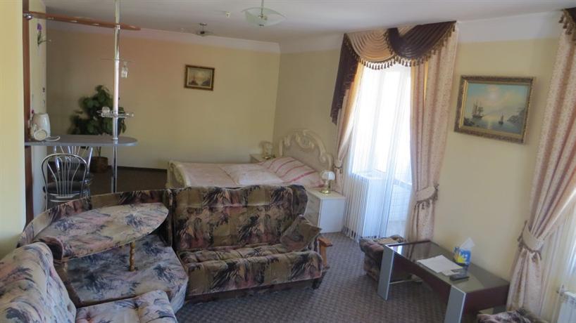 Yuzhnaya Noch Hotel - dream vacation