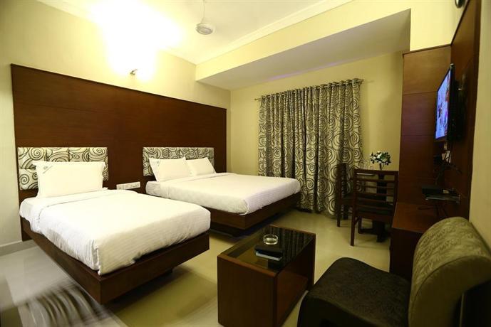 Greens Gate Chennai - dream vacation