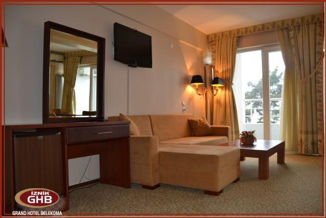 Grand Hotel Belekoma Iznik - dream vacation