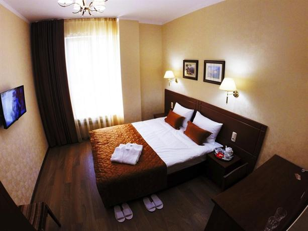 Teplo Hotel - dream vacation