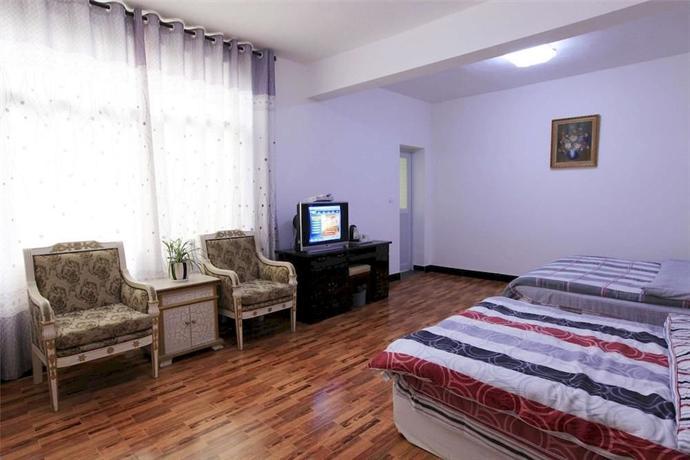 Zhangjiajie Base Youth Hostel - dream vacation