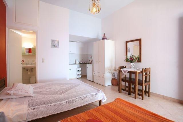 Sunset Rooms Anafi - dream vacation
