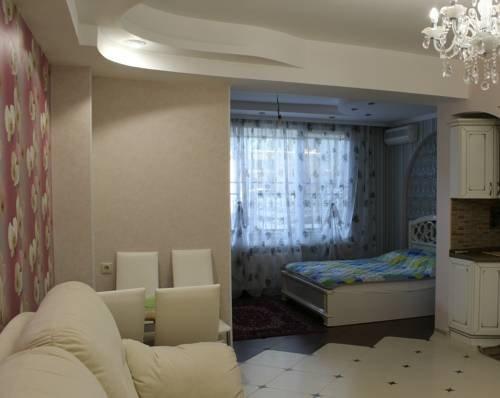 Апартаменты Студио Кипарисовая