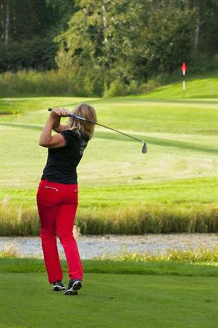 Rattviks Golfby - dream vacation