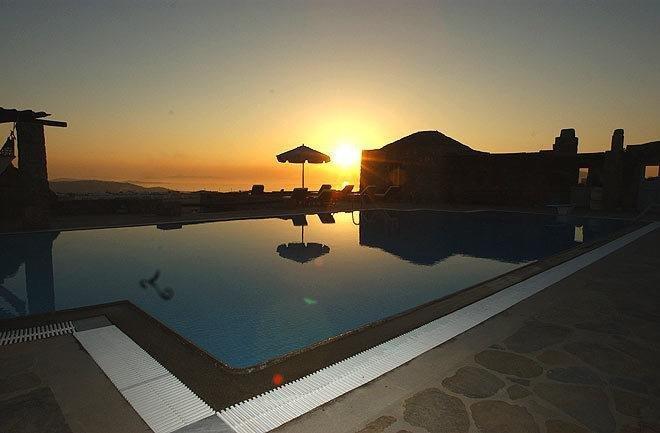 Grand Retreat Mykonos - dream vacation