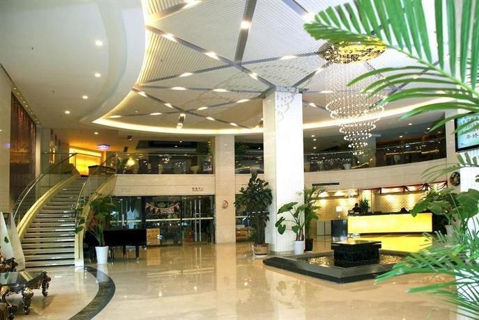 White Palace Hotel Nanjing - dream vacation
