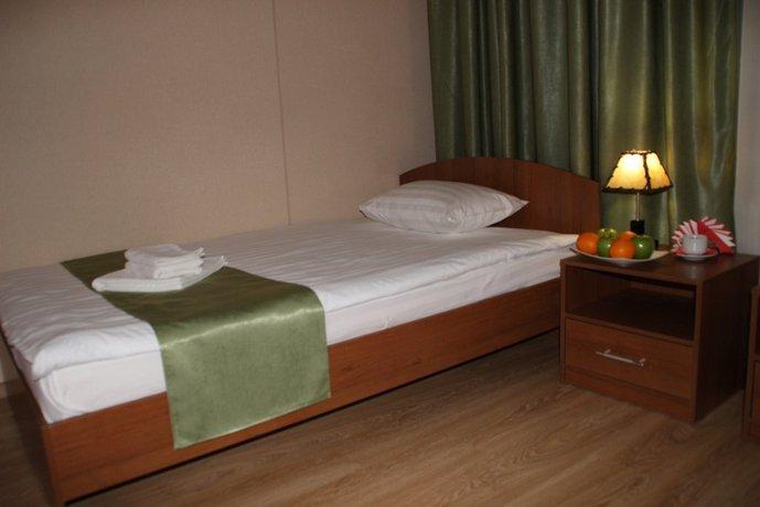 Отель Глобус