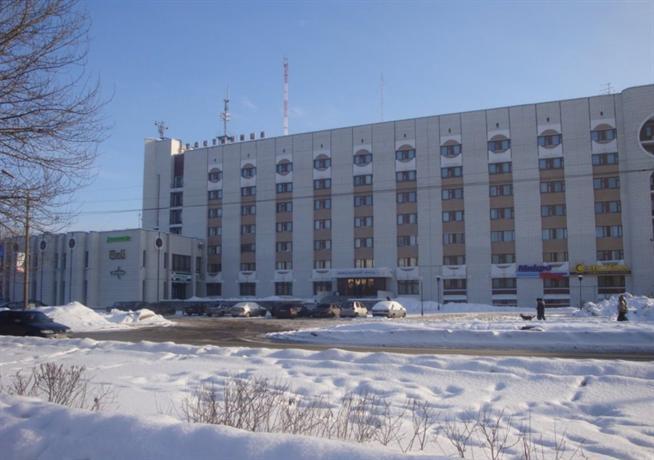 Гостиница Никольский Посад