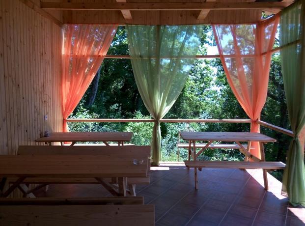 Оранжевое солнце отель лазаревское отзывы
