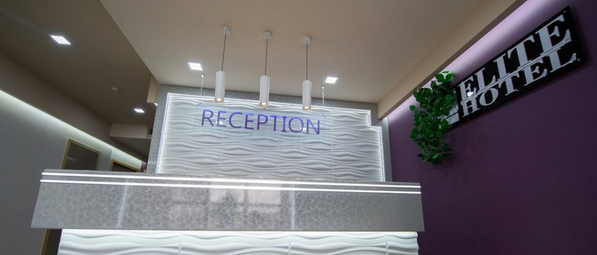 Elite Hotel Balti