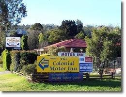 Colonial Motor Inn Pambula