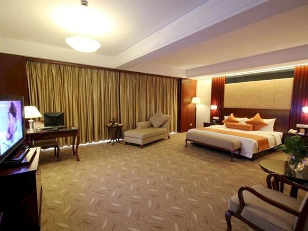 Haiyang Grand Hotel City Center Changzhou - dream vacation