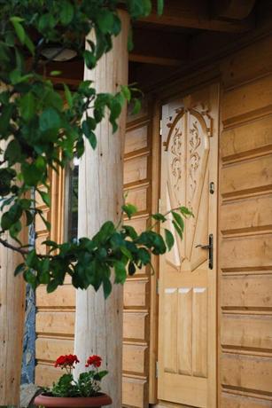 Lodge Osiedle Nowe - dream vacation