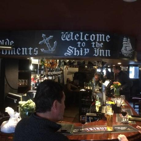 The Ship Inn Fowey - dream vacation