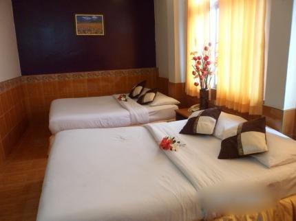 Suriwong Chumphon Hotel - dream vacation