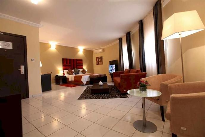 Les Acacias Hotel Djibouti - dream vacation