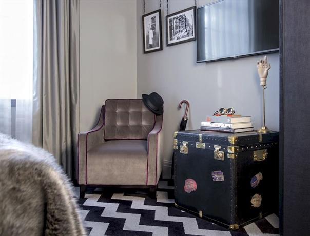 Hotel Gotham - dream vacation