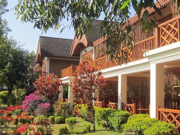Inle Lake View Resort - dream vacation