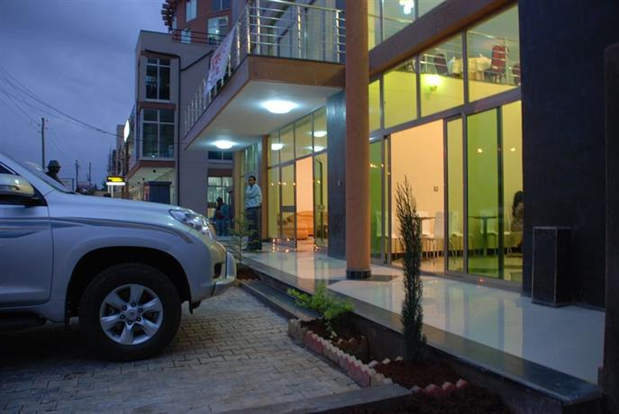 Addis Amba Hotel - dream vacation