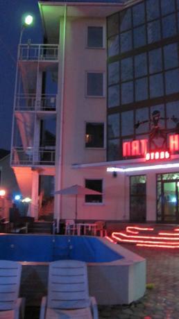 Отель Пятница