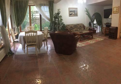 Villa on Zapovednaya - dream vacation