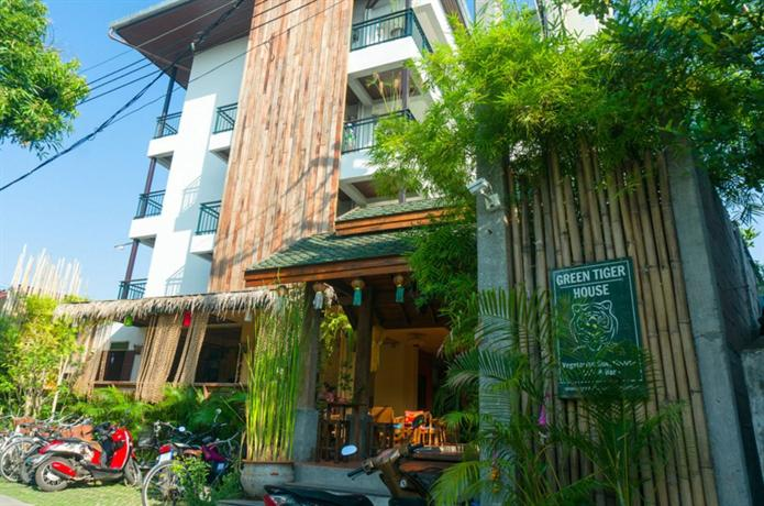 Green Tiger House | Plant-Based Hotel Chiang Mai