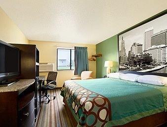 Super 8 Motel Huntsville - dream vacation