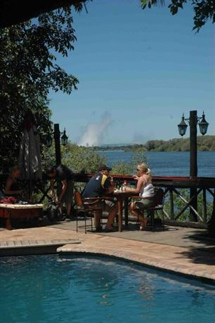 Victoria Falls Waterfront - dream vacation