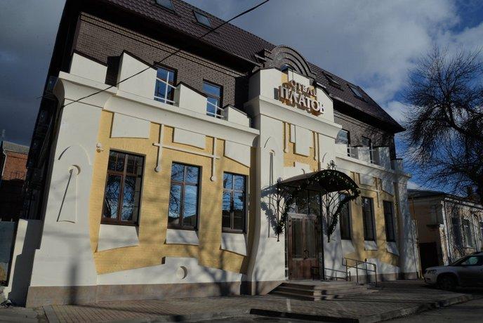 Отель Платов
