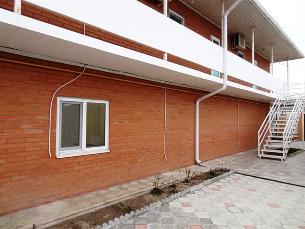 Guest House Na Oktyabrskoy 33
