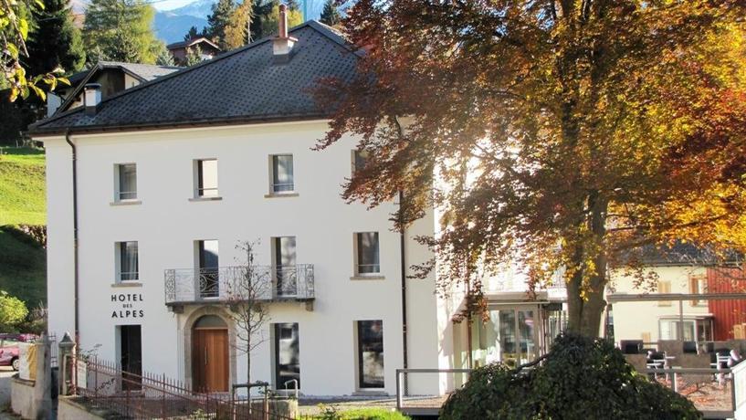 Hotel Des Alpes Faido - dream vacation