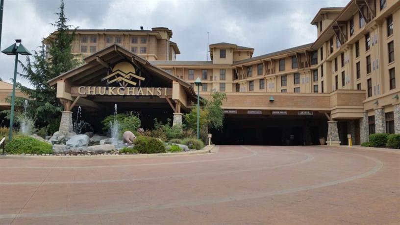 Chukchansi Gold Resort amp Casino